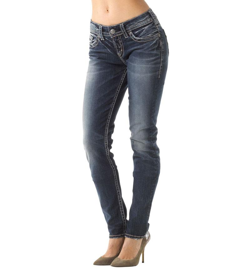 Model Celana Jeans Pensil Wanita Terbaru 1