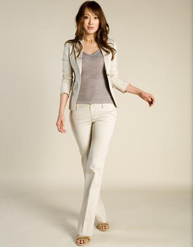 Model Celana Kerja Wanita Terbaru 1
