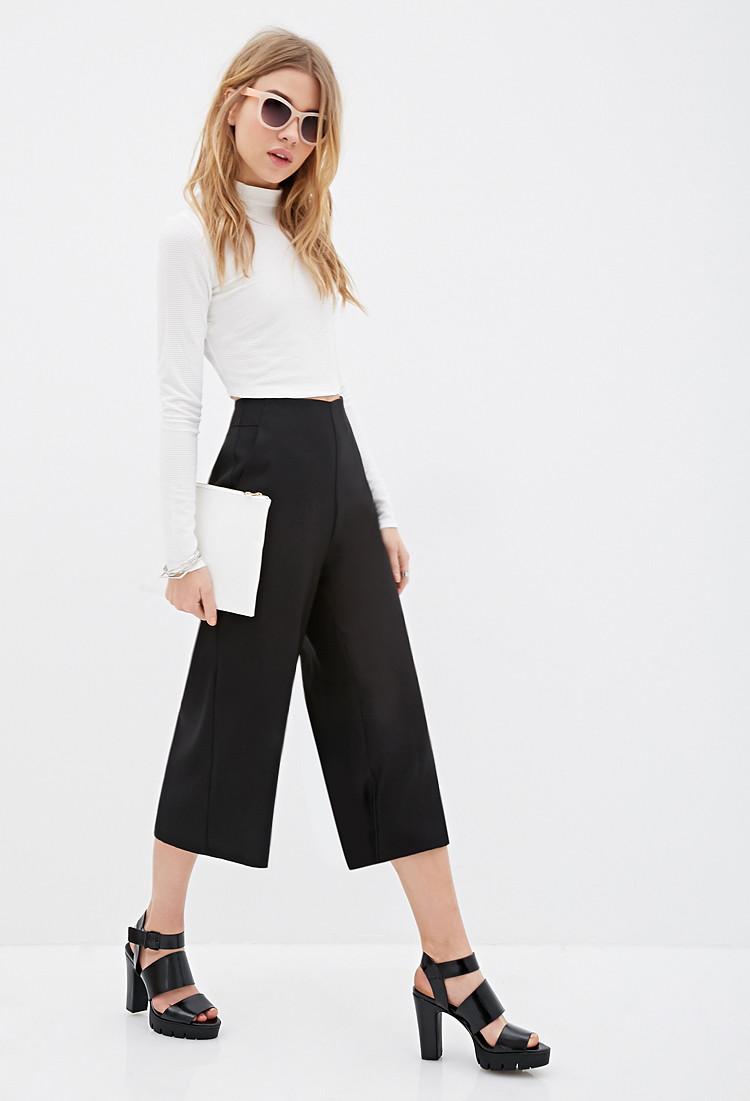 Model Celana Kulot Wanita Terbaru 3