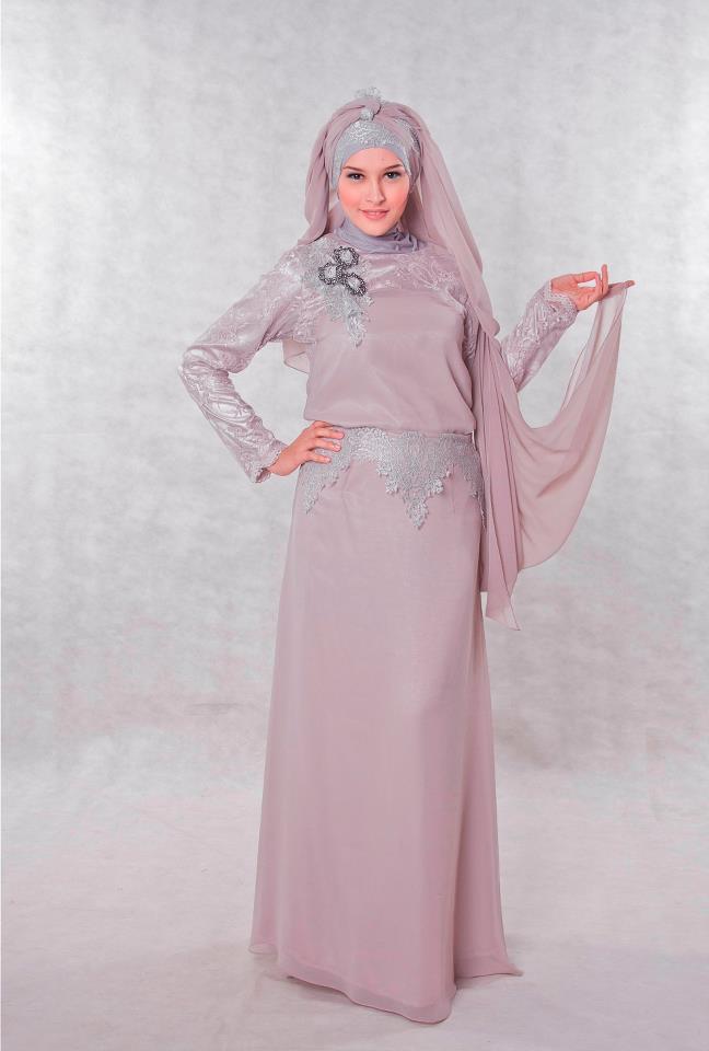 Model Rok Panjang Muslimah 1