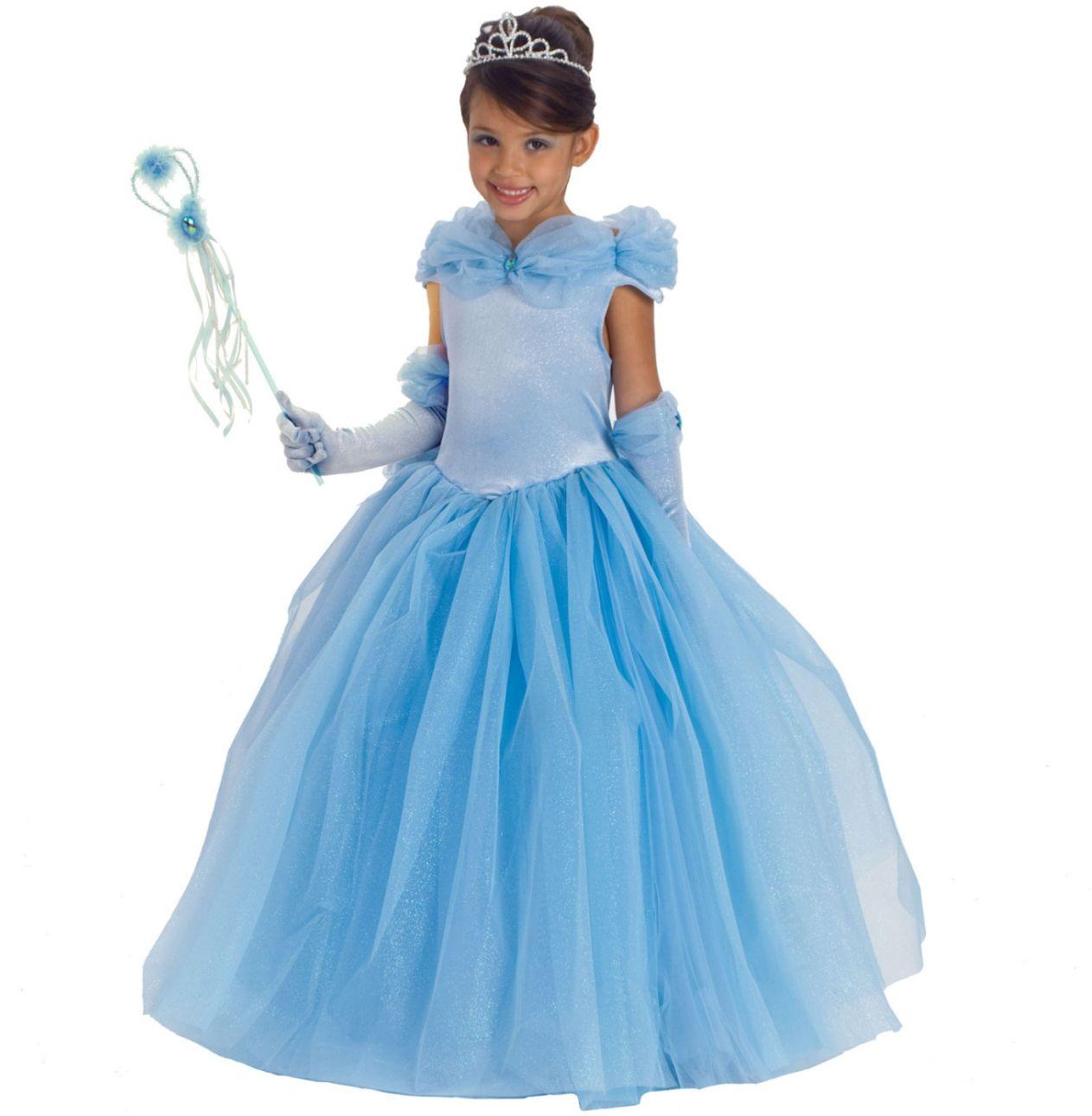 Model Baju Pesta Anak Perempuan dengan Gaya Princess Aurora