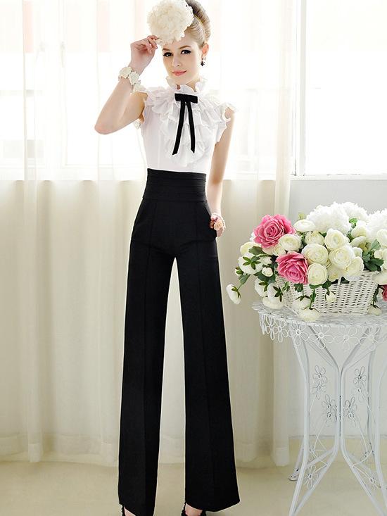 Model Celana Wanita yang Cocok untuk Kerja