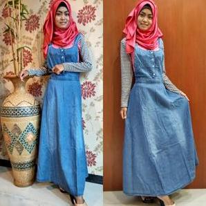 Referensi Baju Kodok Muslim Terbaru 2016