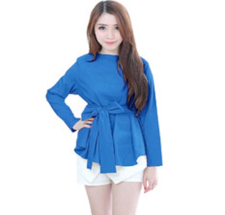 Baju Atasan Wanita Modern Korea