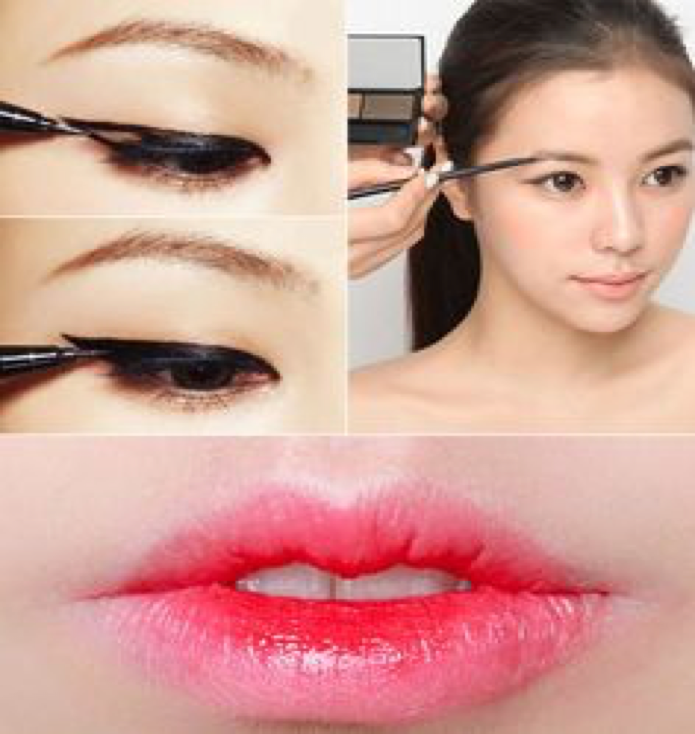 Fashion Cute, Flawless And Make Up
