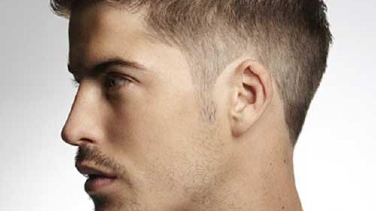 17 Model Rambut Pendek Pria Terbaru Yang Sesuai Dengan Bentuk Wajah