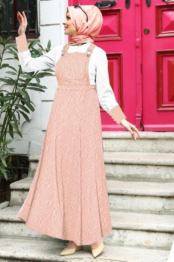 Model Baju Kodok Muslimah Terbaru