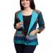 Model Baju Batik Kerja Lengan Panjang Untuk Wanita